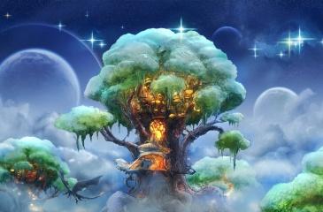 A mágikus fa története