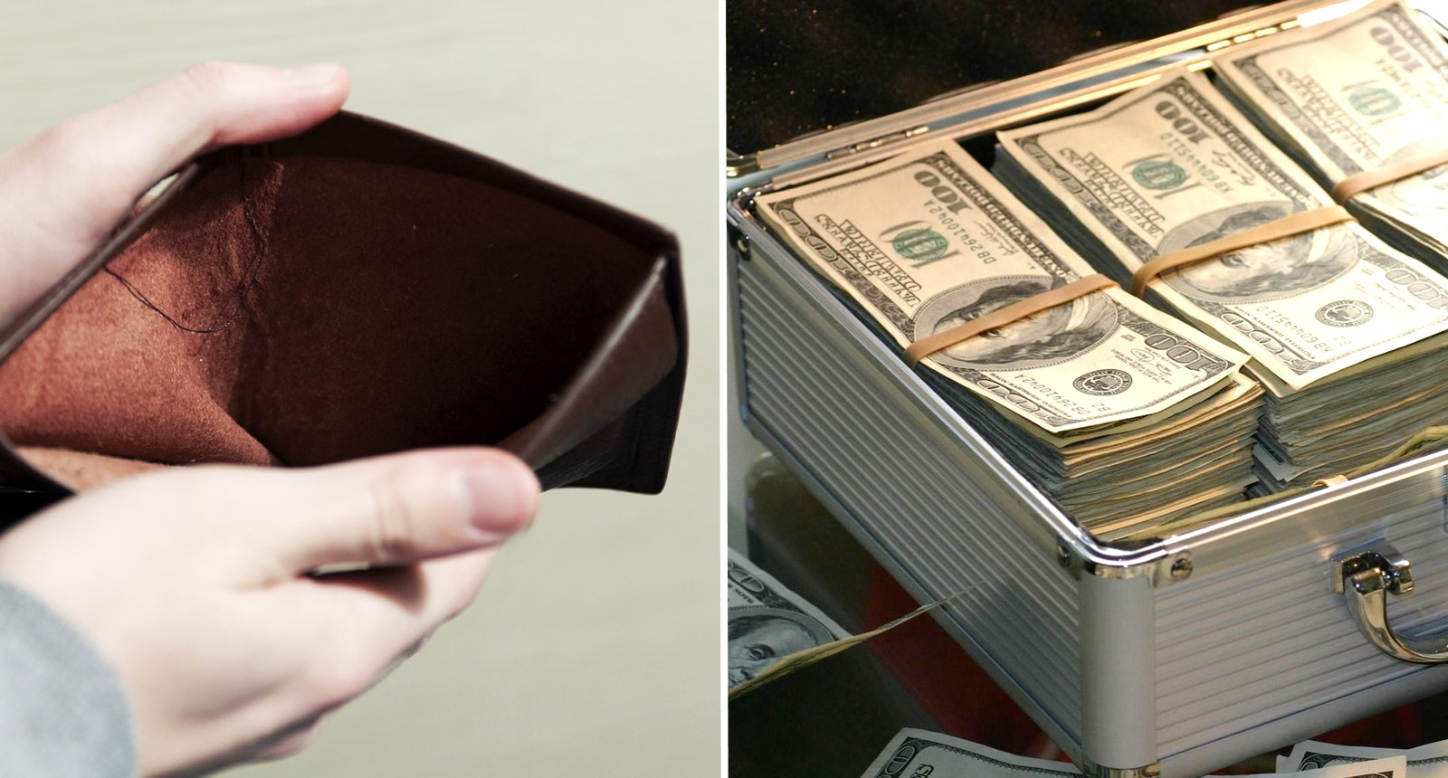 A 22 legnagyobb különbség a gazdagok és a szegények gondolkodásában