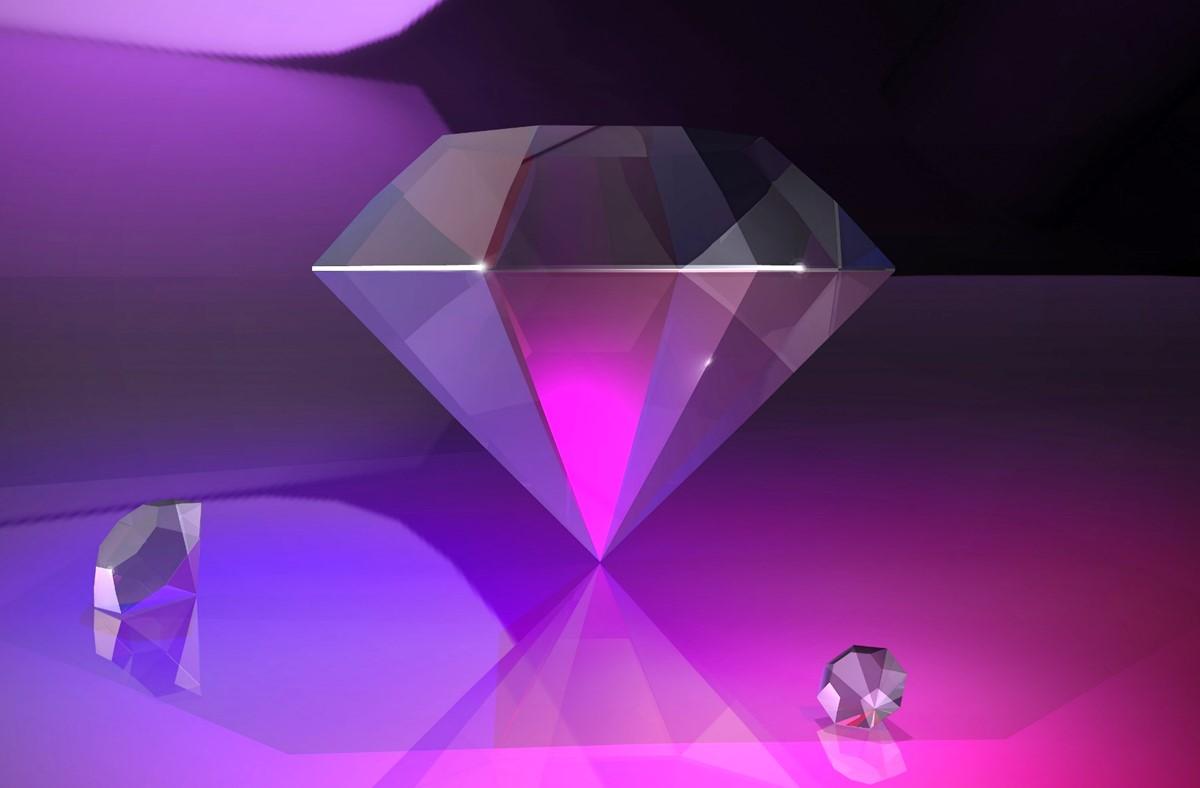 A gyémántmező